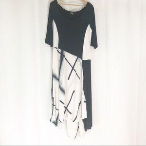 Art of Cloth Dress Wearable Art Paint Splatter